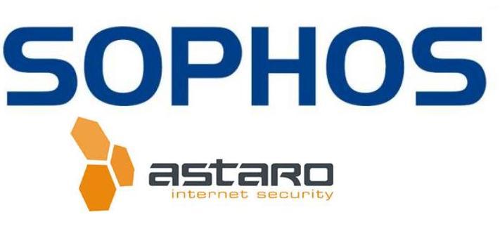 Logo Sophos Astaro