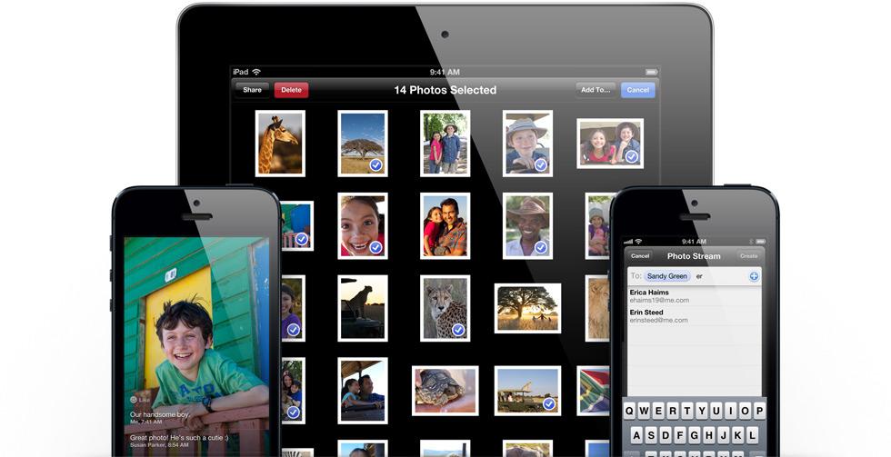 iOS 6 Photostream