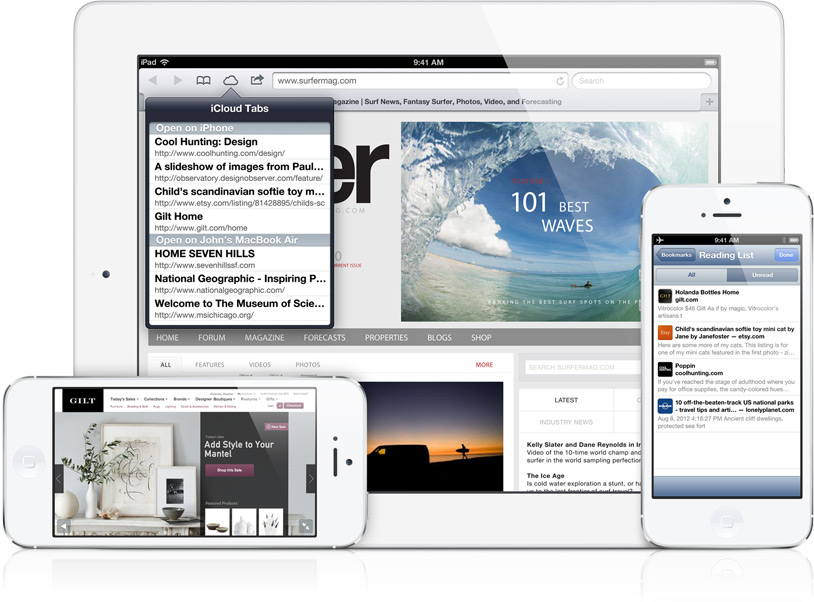 iOS 6 Safari