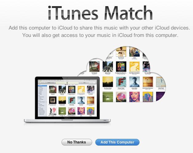 iTunes Match Logo