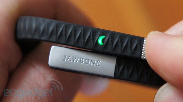 Jawbone Up LED