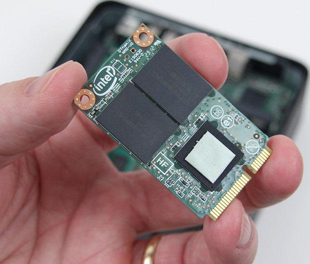 Intel NUC DC3217iYE SSD
