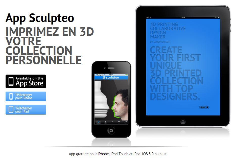 Scuplteo App