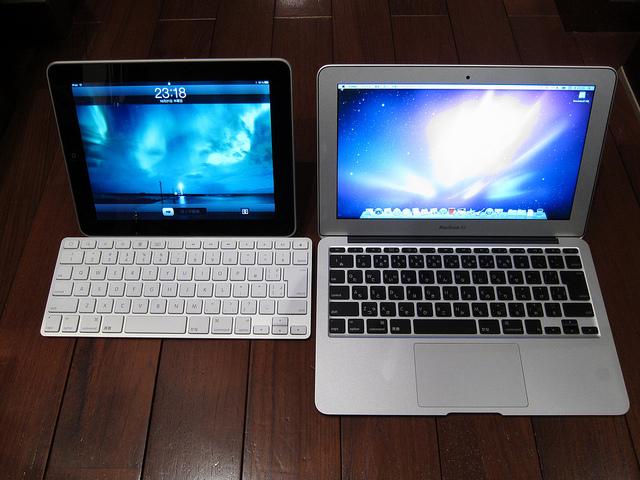 Ipad vs MacBook Air