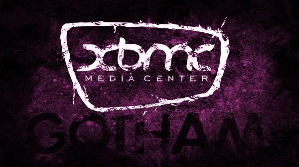 XBMC Gotham Logo