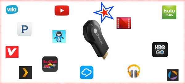 Google Chromecast Supported Apps