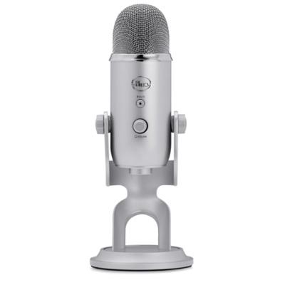 silver mic