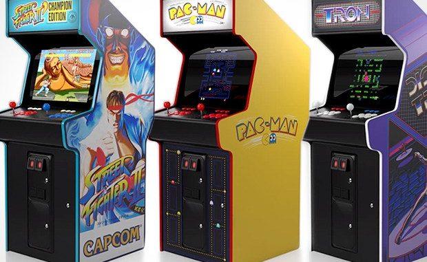 borne arcade 80